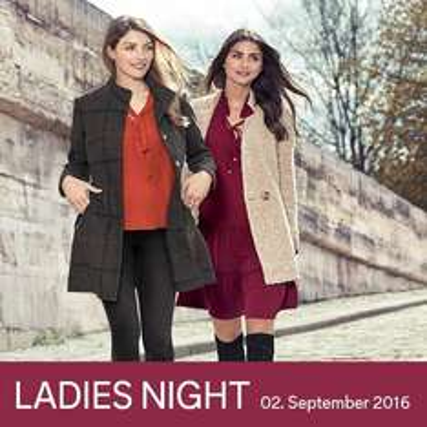 C&A Bundesweit 3 kaufen 2 zahlen heute ab 16 Uhr LADIES NIGHT