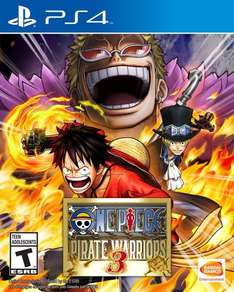 (Amazon.com) One Piece: Pirate Warriors 3 (PS4) für 22,62€