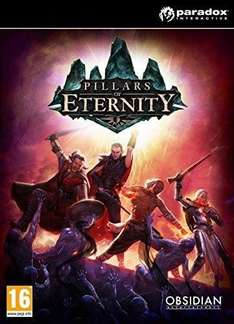 Pillars of Eternity - Hero Edition [Steam] für 9,12€ @ CDKeys