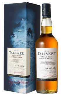 Talisker 57 North Single Malt Scotch Whisky 0,7L für 49,99€ @Amazon.de Blitzangebote