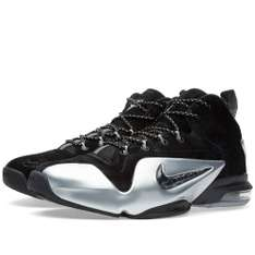 Nike Basketballschuh Zoom Penny VI in Black / Metallic Silver für 66 € in 42,5 bis 46 [5Pointz]