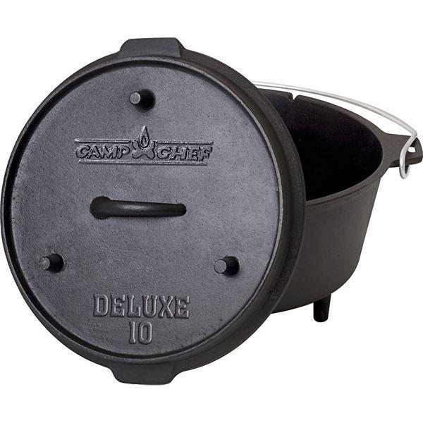 Camp Chef Deluxe Dutch Oven DO-10 (Deal des Tages bei Plus.de) 46,95€