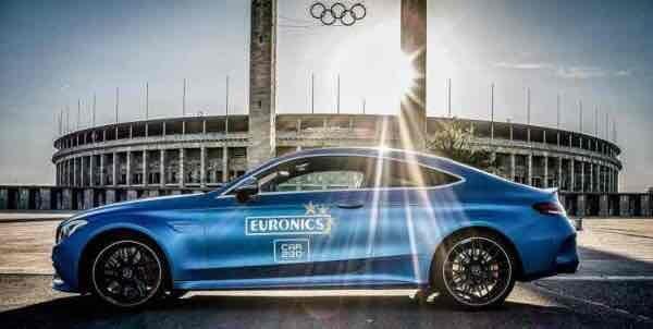 Berlin - Car2Go - Kostenloses Mercedes-AMG C63 S Coupé mit Chauffeur