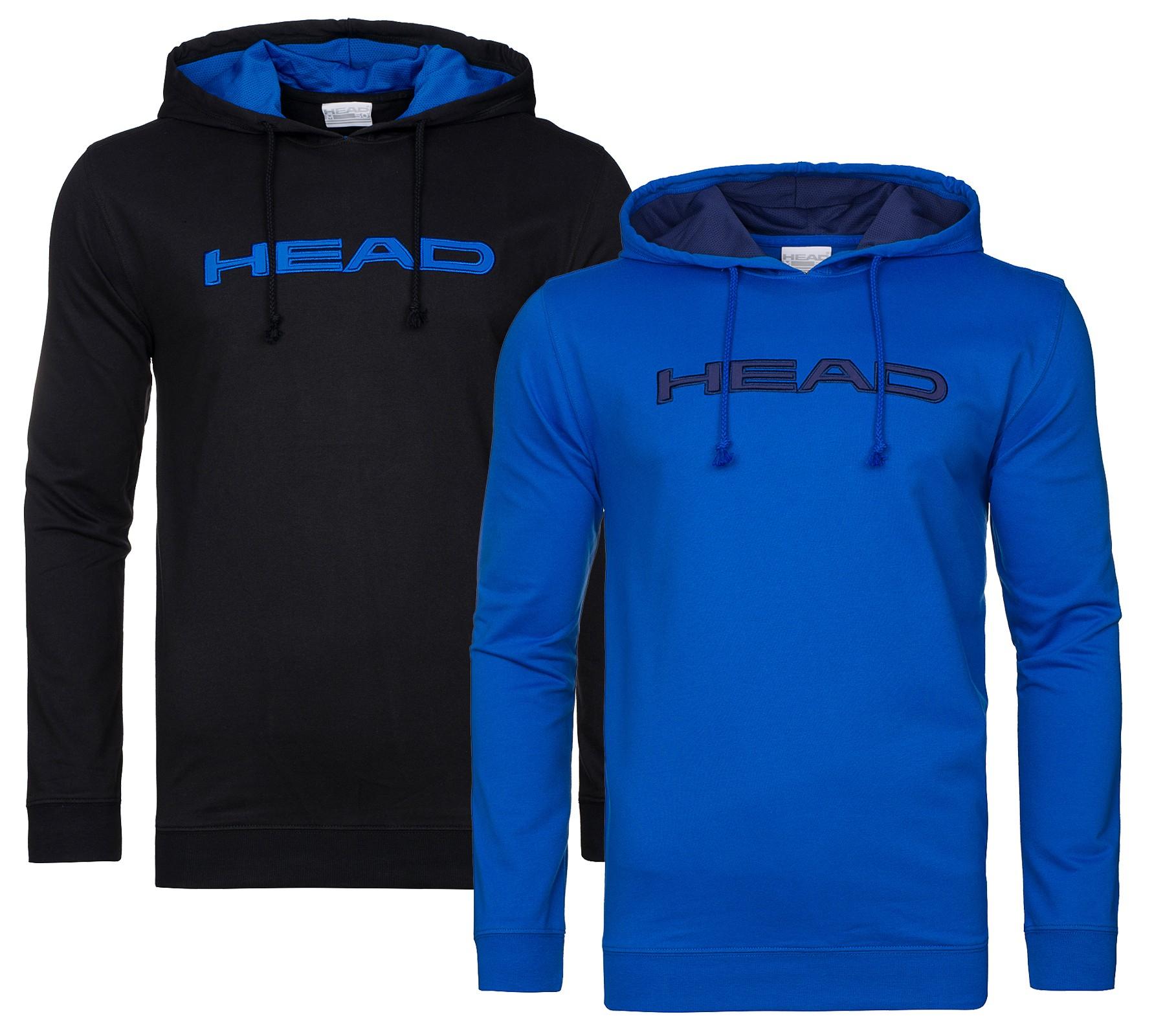 HEAD Byron Hoody Sport Hoodie Atmungsaktiv mit Mesh @ebayWOW