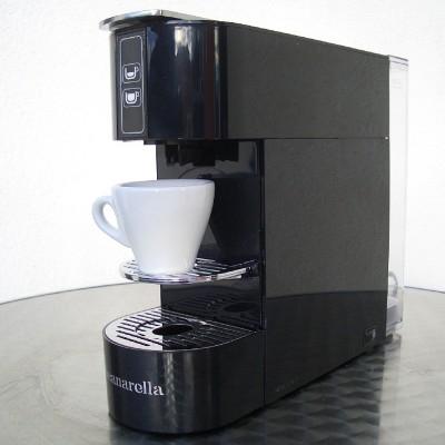 """""""Beanarella"""" - Kapselmaschine für vollständig kompostierbare Kapseln (mit Fair Trade Biokaffee) für 124,95€ [Vivanda]"""
