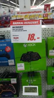 [Berlin Wedding] Xbox One Chatpad - MediaMarkt