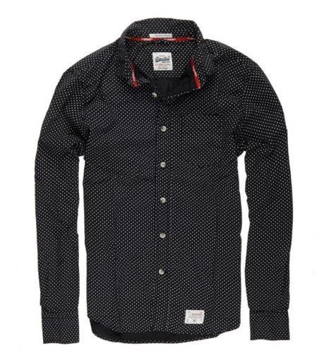 Herren Superdry Hemden - verschiedene Modelle und Farben für je 19,96 € [eBay]