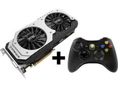 [MM.at] PALIT GeForce® GTX 980 Ti Jetstream, 6GB GDDR5 (NE5X98T015JBJ) + Microsoft Xbox 360 Wireless Controller