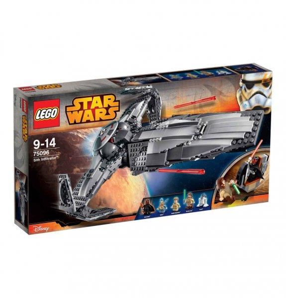 [Galerie Kaufhof]: Lego Schwerlastzug 60098 110,49 EUR (PVG 129,90) kombiniert mit 2 Sith Infiltrator 75096 67,99 EUR (PVG 84,99)