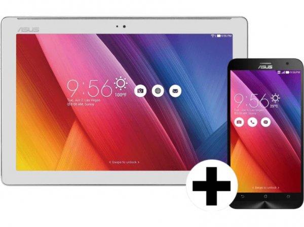 ASUS ZenPad 10 + Asus ZenFone 2 für zusammen 284 € statt 424 € inkl. VSK nach DE @Media Markt AT