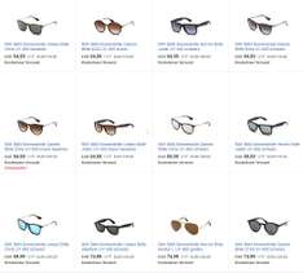 40 RayBan Sonnenbrillen Modelle Herren/Damen/Unisex ab 64,99 @brands4friends auf ebay