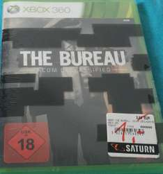 [Saturn Lünen] The Bureau XCom Declassified XBox 360 für 1€
