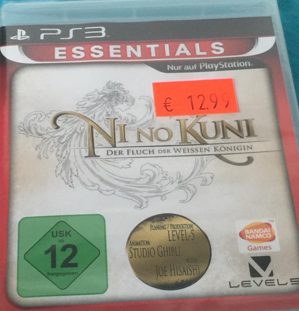 [MM Dortmund] PS3: Ni No Kuni - Der Fluch der weissen Königin für 12,99€