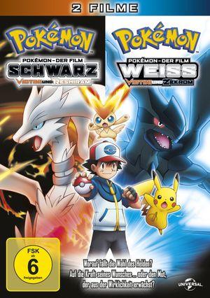 (Pokemon.tv) Pokemon Filme 14 Weiß/Schwarz (beide Versionen) Stream + Download