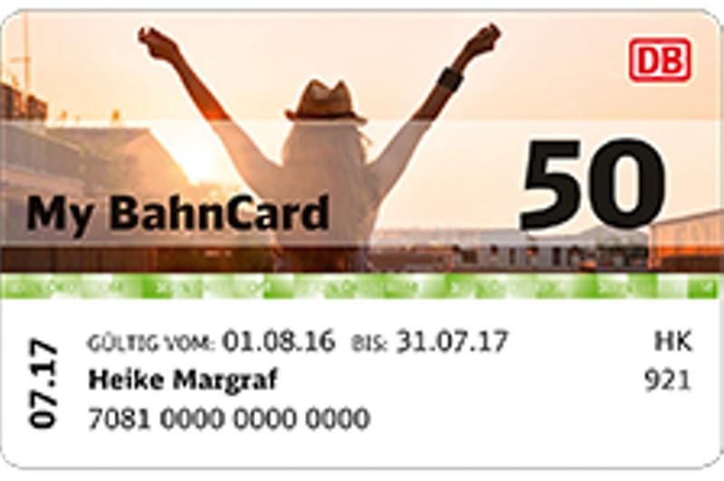 BahnCard 50 für alle unter 27 Jahren für 69€ im 1. Jahr *Jetzt dauerhaft gültig*