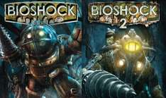 Bioshock 1 + 2 (Steam) + kostenloses Grafik Upgrade [MMOGA]