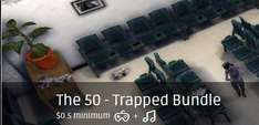 [Steam] The 50 - Trapped Bundle von Groupees