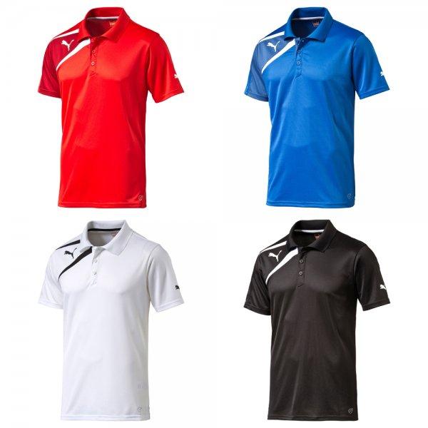 Puma Spirit Herren und Kinder Polo Shirt Poloshirt T-Shirt - verschiedene Farben für € 9,99 (ebay wow)