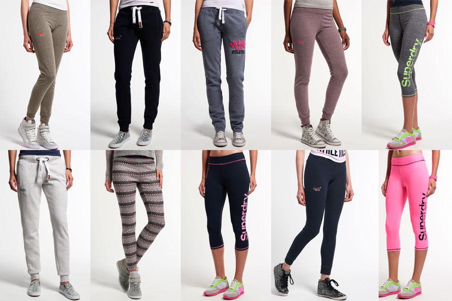 [EBAY WOW!] Damen Superdry Jogginghosen Versch. Modelle und Farben