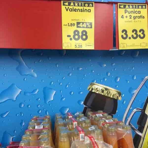[Netto, Bundesweit] Valensina Saft 1L Flasche 0,88€