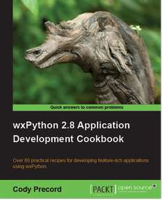 "packtpub.com - Free EBook  ""wxPython 2.8 Application Development Cookbook"""