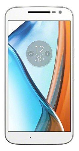 Moto G4 weiss (Dualsim, microSD, FHD) für 174,98 @ Amazon (China Händler)