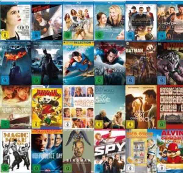[lokal] Fest der Unterhaltung bei Saturn Berlin: Blu-rays, DVDs, CDs für 4,99