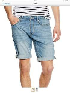 JACK & JONES Herren Jjirick Jjorg Shorts @ amazon Prime S -XL 14,98