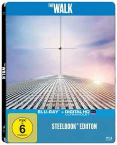 (Saturn + Amazon) The Walk - Steelbook [Blu-ray] für 7,99€