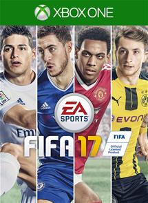 FIFA 17 XBOX ONE bei cdkeys.com für 41,03€ Bestpreis?!