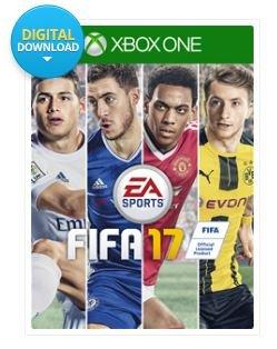 FIFA 17, EA Sports für XBOX One CD Key nur HEUTE!