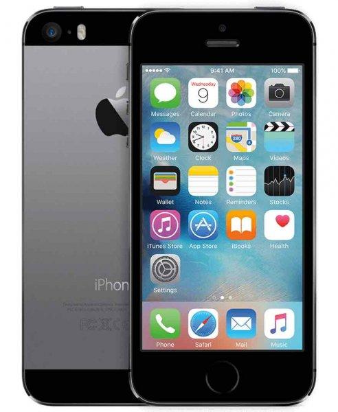 iPhone 5s 16 GB Space Grau für knapp 285,- // Sonntagskracher