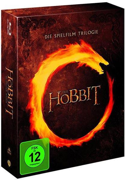 Die Hobbit Trilogie (6 Blurays) für 17,99€ inkl. Versand [Thalia]