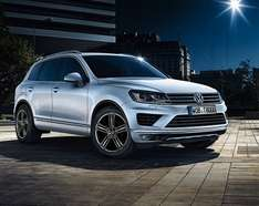 leasing gewerbe vw touareg 24 monate nur 189 eur exkl. Black Bedroom Furniture Sets. Home Design Ideas