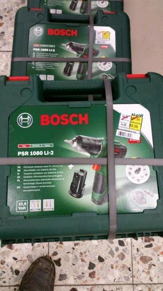[Lokal][Metro Würselen] Bosch PSR 1080 Li-2