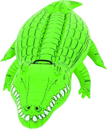 Aufblasbares Krokodil 168x89cm (Bestway 41010) für 7,26€ (Amazon Prime)