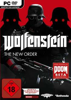 [MMOGA] Wolfenstein The New Order (Steam Key)