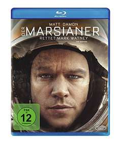 Der Marsianer - Rettet Mark Watney [Blu-ray] für 9,99€ bei Amazon.de (Prime)