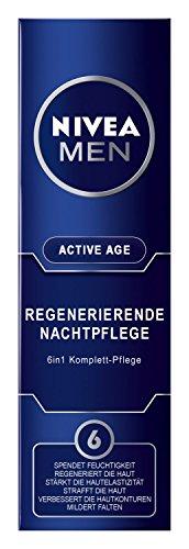 (Amazon / Prime?) Nivea Men Active Age 6in1 Regenerierende Nachtpflege Blitzangebot + 20% Aktion