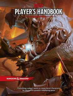 Dungeons & Dragons Players Handbook 5th Edition - THALIA - Dank 14% Gutschein