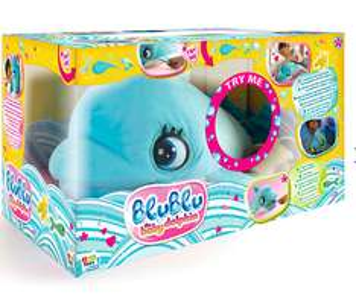 Blublu Delfin von IMC Toys für 37,94€ inkl. VSK bei [mytoys] statt ca. 50€