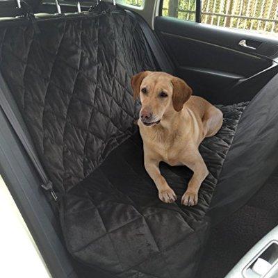 Abgelaufen - [Amazon] Hundematte/Rücksitzbezug fürs Auto für 27,19