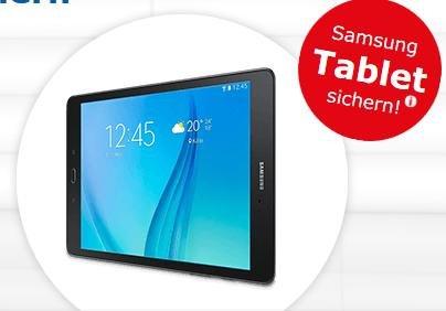 1822direkt Girokonto eröffnen und Samsung Galaxy Tab A 9.7 sichern