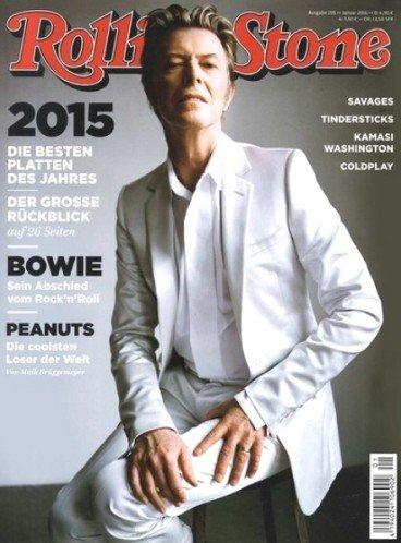 """4 Ausgaben """"Rolling Stone"""" für effektiv 3,60 € im Miniabo"""