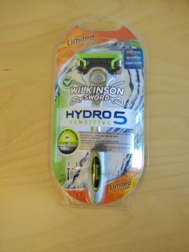 [LOKAL REWE, PENNY] Wilkinson Hydro 5 Sensitive (mit Rasierklinge)