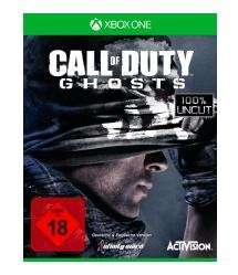 (Saturn) Call of Duty: Ghosts (Xbox One) für 7,99€