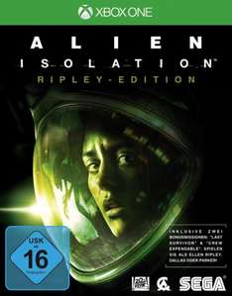 Alien Isolation: Ripley Edition (Xbox One) für 9,99€ [Mediamarkt Abholung]