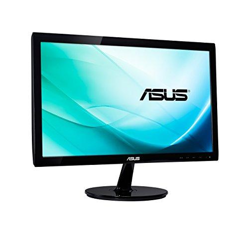 [Amazon.es] Asus VS207T-P 49,53 cm (19,5 Zoll) Monitor (VGA, DVI, 5ms Reaktionszeit) schwarz für 75,69 Euro