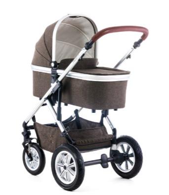 Moon Kombikinderwagen Nuova in braun für 328,99€ bei [babymarkt] statt ca. 379€