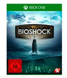 (Saturn) BioShock: The Collection (Xbox One) für 34,99€